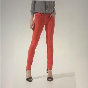 Zara Trafaluc Coral Jeans Core Denim